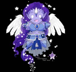 Keeper of the Stars CHIBI