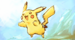 Pika Pika Pikachu~! by mutano422