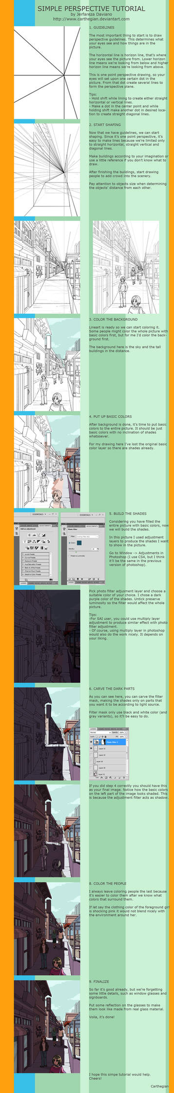 Simple Perspective Tutorial