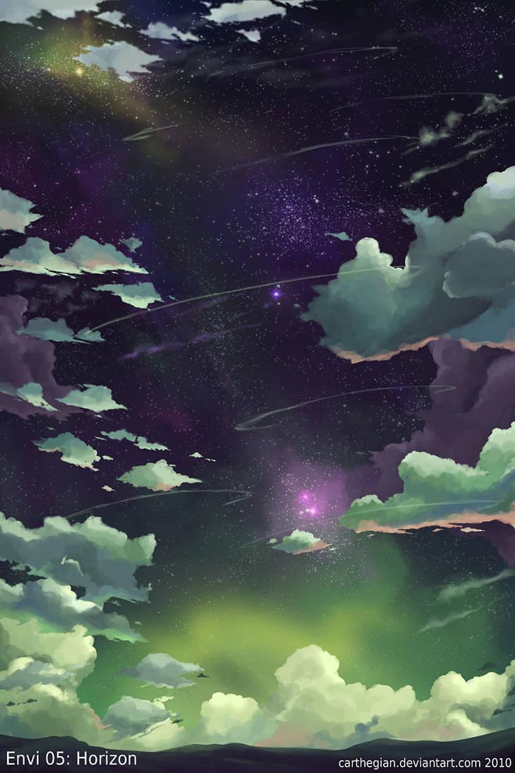 Envi 5: Horizon: by Carthegian