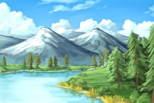 Envi 1 : Lakeside