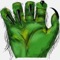 Monster Hand by JoJoElimo