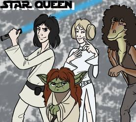 StarQueen by Bulzara