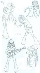 Gimme more Led Zeppelin by Bulzara