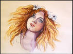 more watercolour practice by xxaihxx