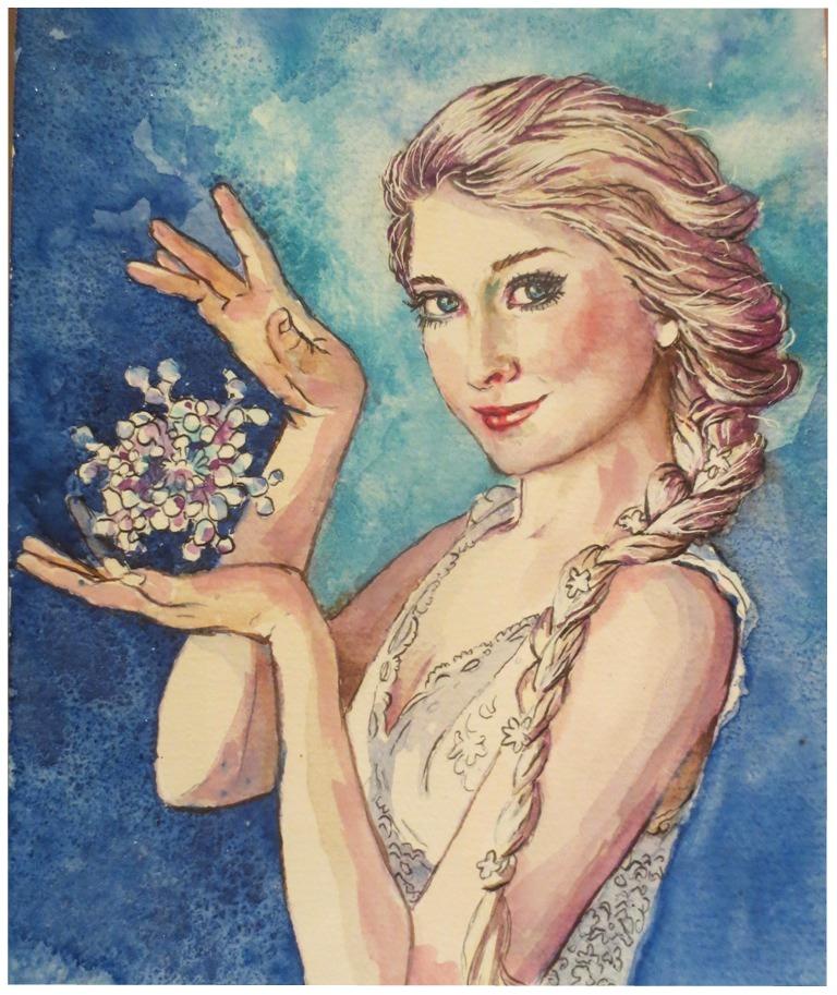 Elsa by xxaihxx
