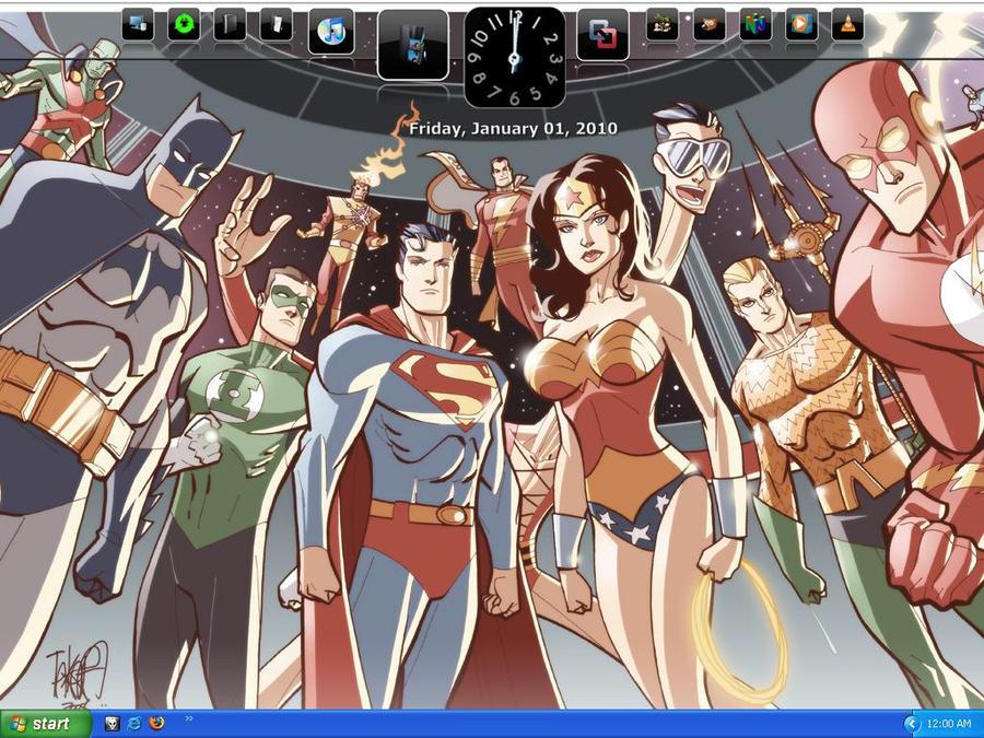 Desktop Screenshot 2010 by Im-a-Bear-yo