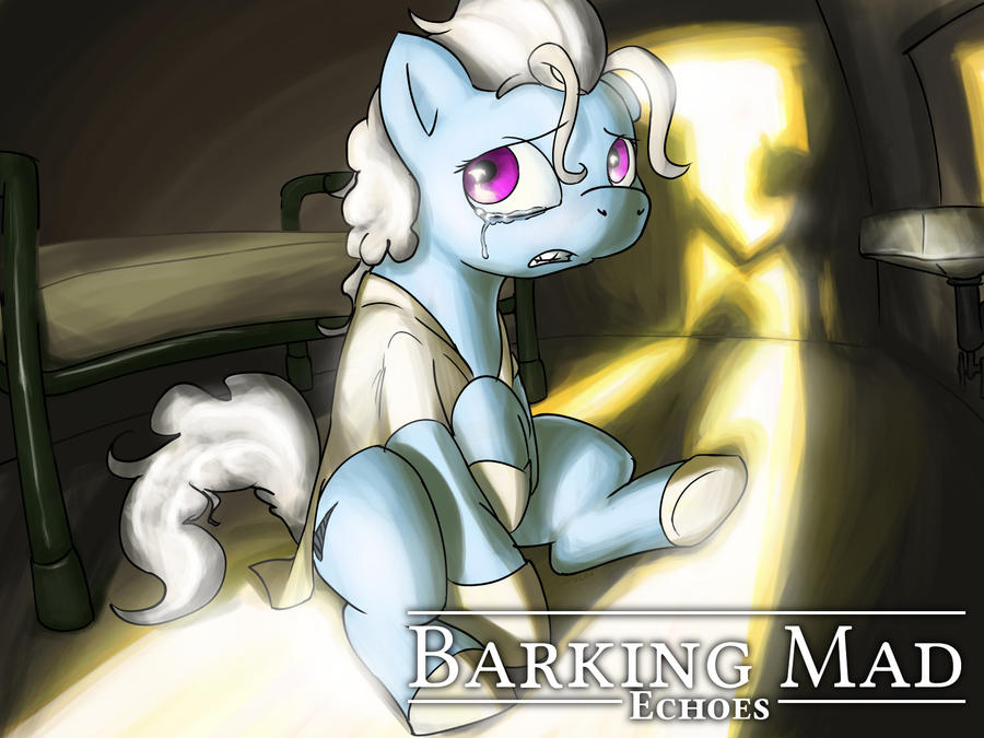 Barking Mad Cover by Conicer