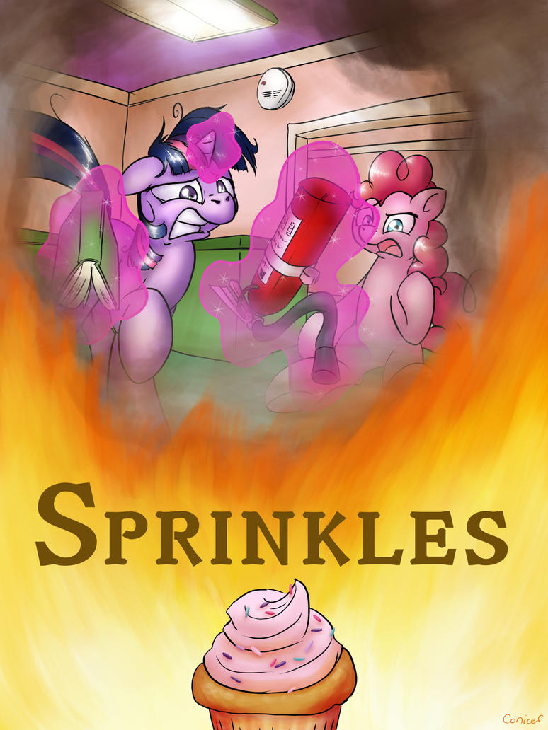 Sprinkles Cover by Conicer