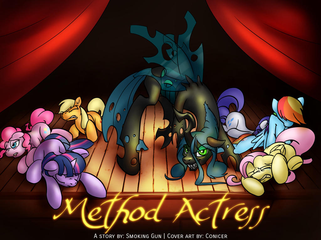 Method Actress Cover by Conicer