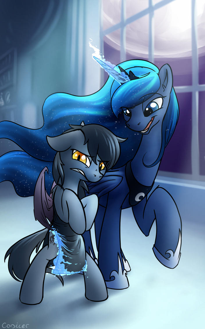 I Dress My Guards as I See Fit (Enter Nurse Luna!) by Conicer