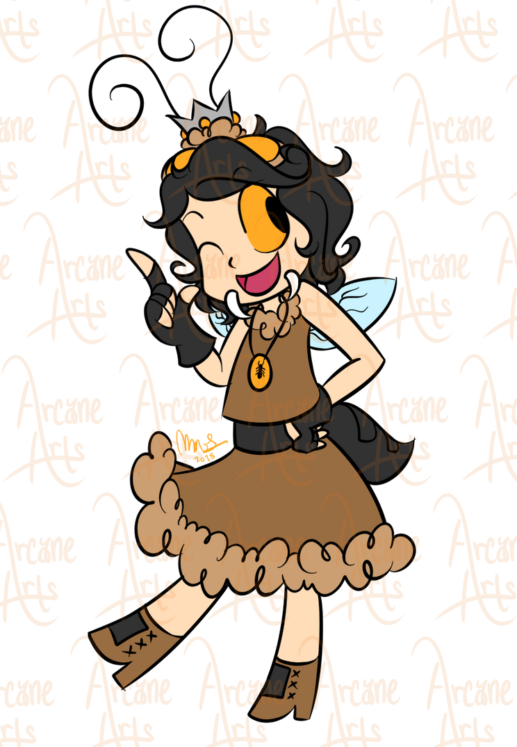 COM: Annie by TheArcaneArts