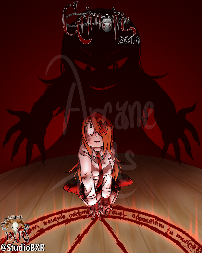 Grimoire - Lisa Promotional Poster by TheArcaneArts