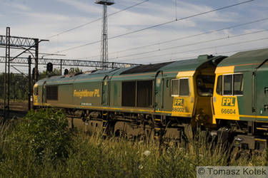 Class 66 by kitek89