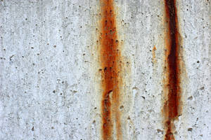 Rust Stained Concrete by GrungeTextures