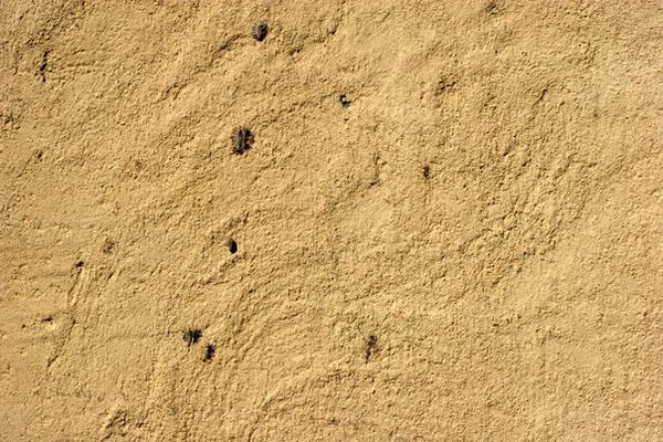 Rough Brown Stucco