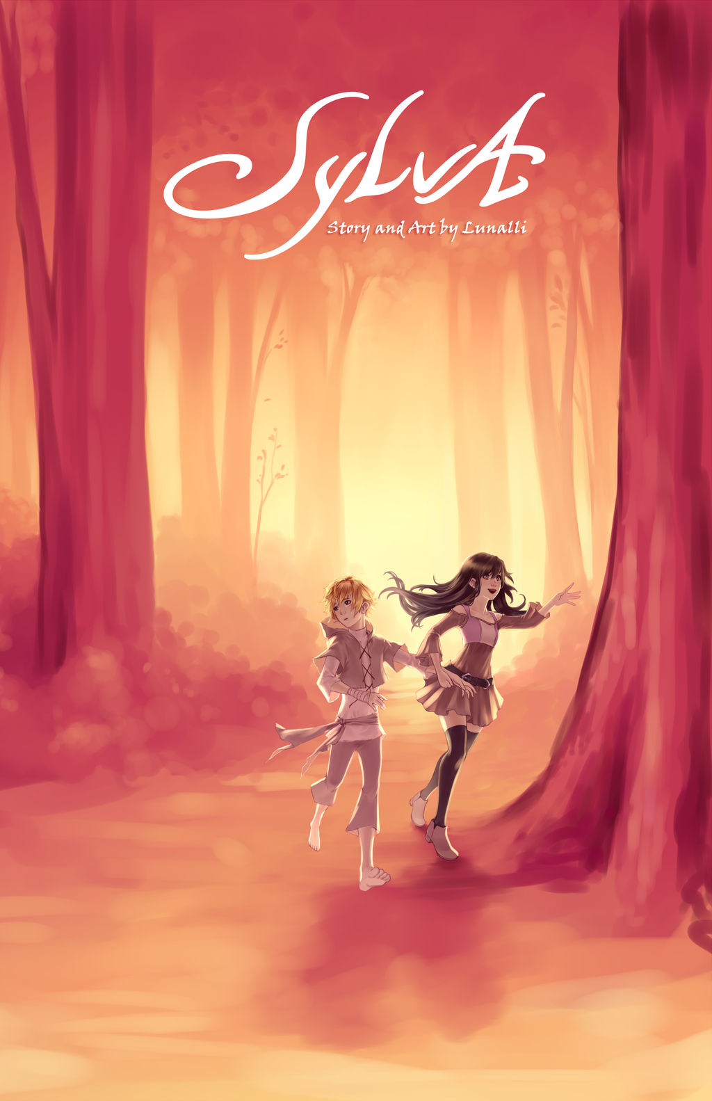Sylva Cover