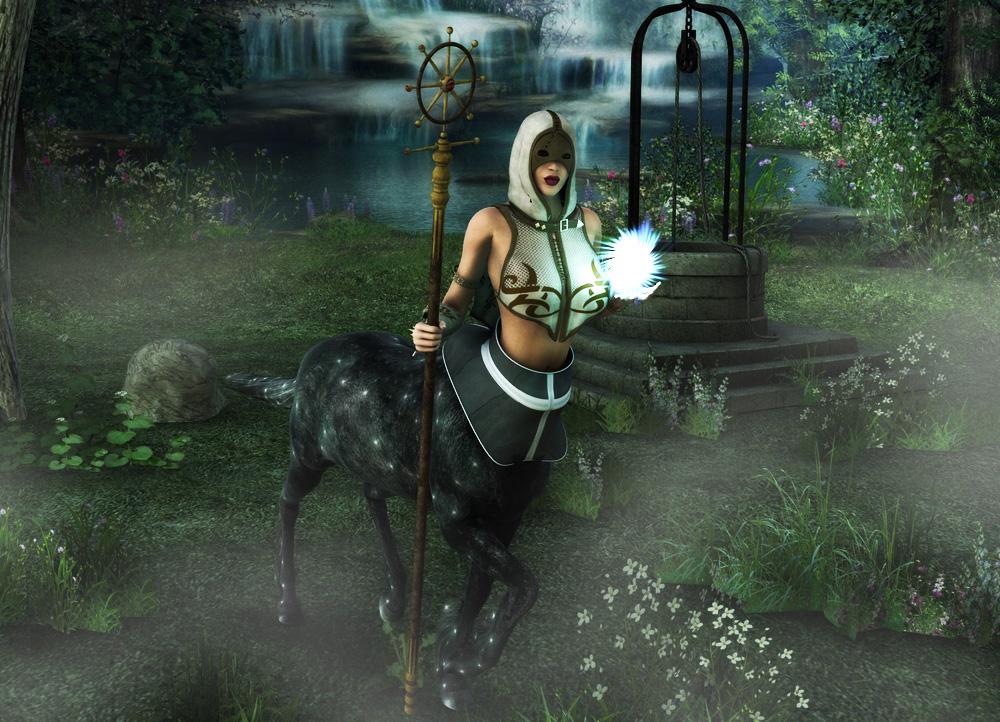 Mystica by Twylyght99