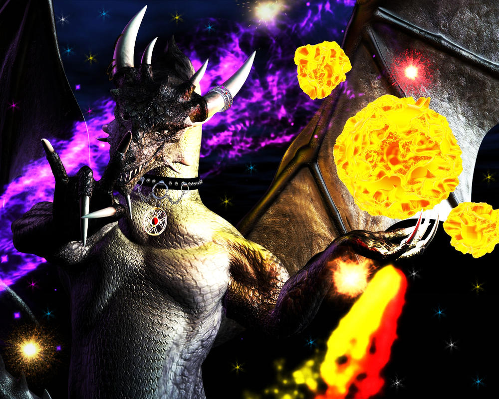 Dragon Mystic by Twylyght99