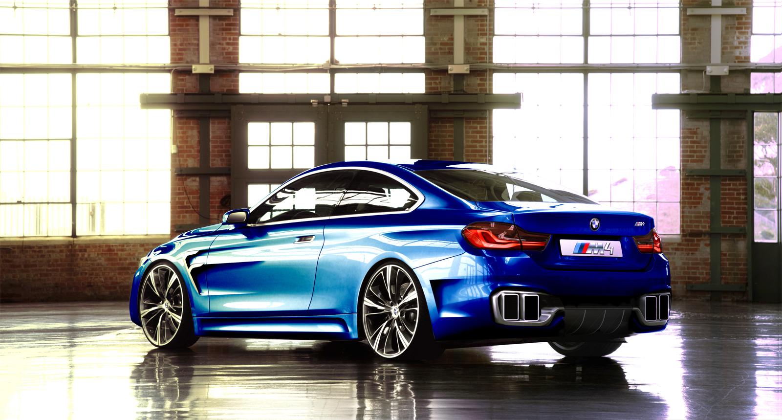 BMW M4 F32 Concept by OCraque on DeviantArt