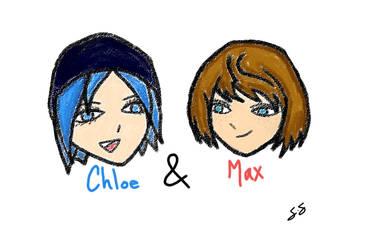 Chloe x Max by Seldey