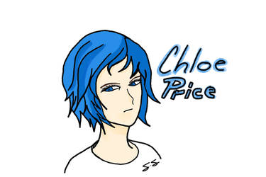 Chloe Price by Seldey