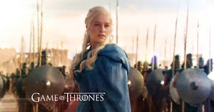 Daenerys and The Unsullied