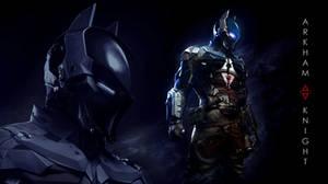 The Arkham Knight Wallpaper V.2