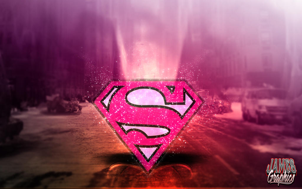 superman supergirl logo by ferrerjamesarvin on deviantart