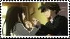 Oreki x Chitanda stamp by WAMmy0