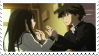 Oreki x Chitanda stamp by WAMmy0