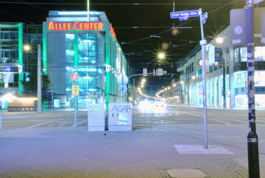 intersection Allee-Center by Sokor