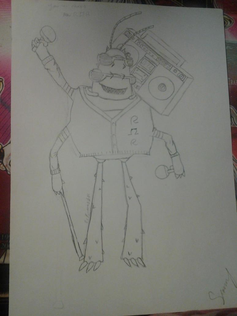 Monsters University Javier Rios by DrBunnyskull on DeviantArt