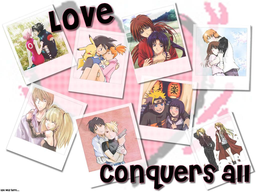 Love conquers All Wallpaper by SabakuNoHeeromai on DeviantArt