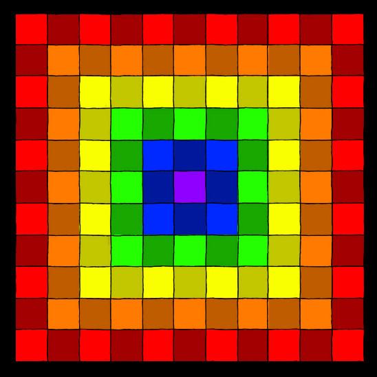 Color Wheel by SabakuNoHeeromai