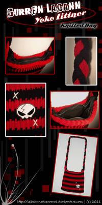 Yoko Littner Knitted Bag