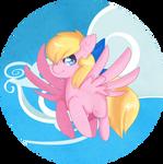 Art trade: I can fly