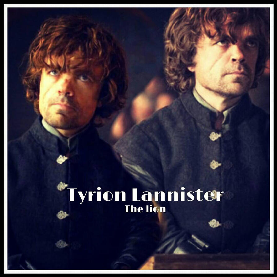 Lord Tyrion Lannister  by MissDamonSalvatore