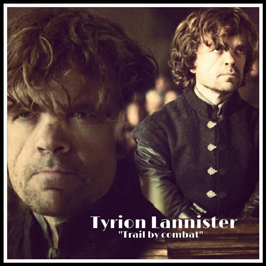Tyrion Lannister  by MissDamonSalvatore
