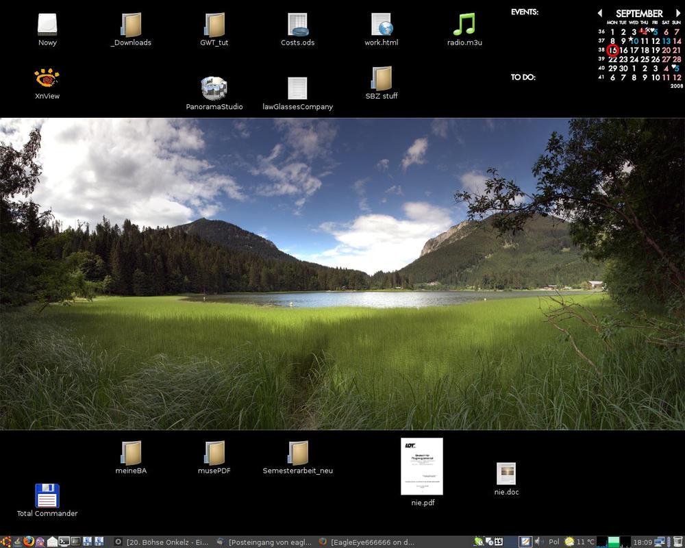 MyHomeDesktop by EagleEye666666