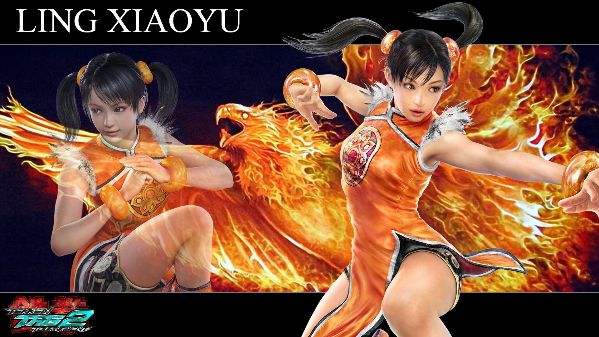Ling Xiaoyu Wallpaper By Tgrrr89 On Deviantart Images, Photos, Reviews