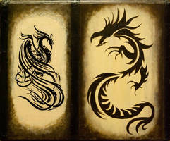 Stealing Tattoo Designs by rleathers