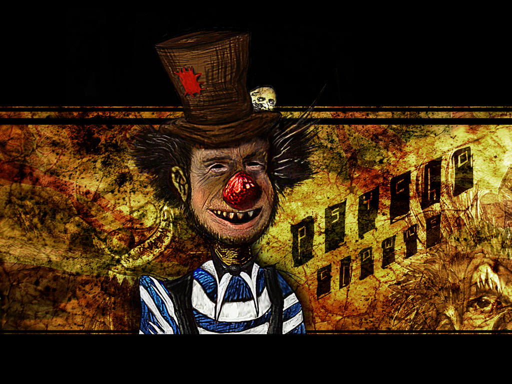 PSYCHO CLOWN WALLPAPER 01 4:3 by chew-i on DeviantArt