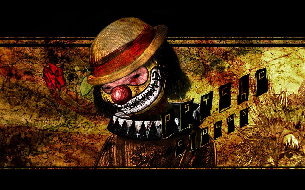 Nerseanolo Clown Wallpaper