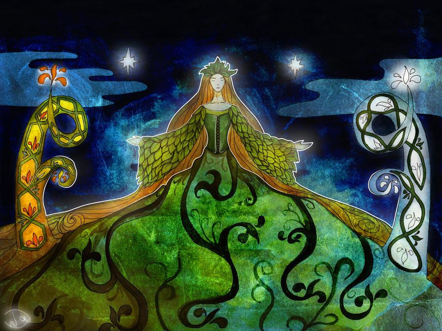 Yavanna by Naomo