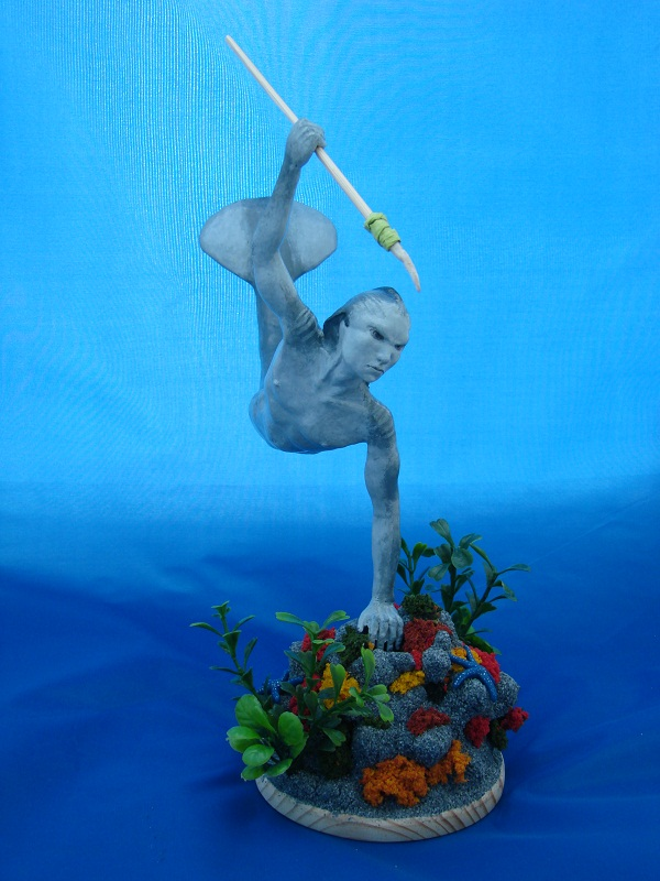 Merman from the movie MERMAID: The body found 02 by amicek ... Adam Sandler Tour