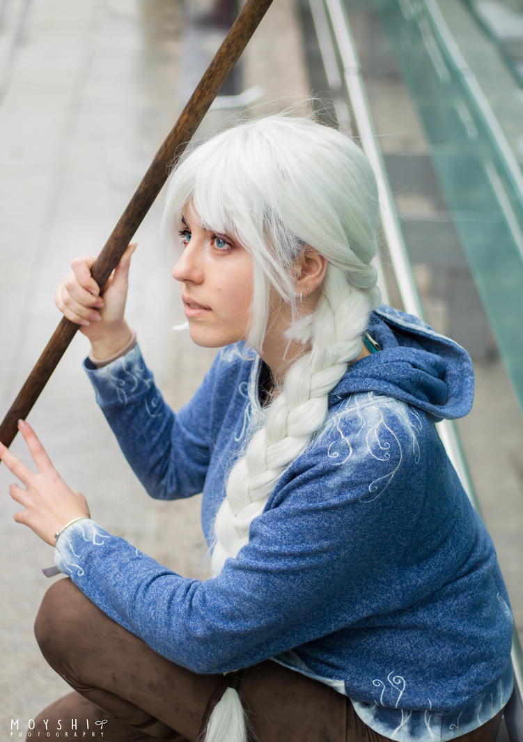 Jack Frost | Rise of the Guardians by thelittlesprout