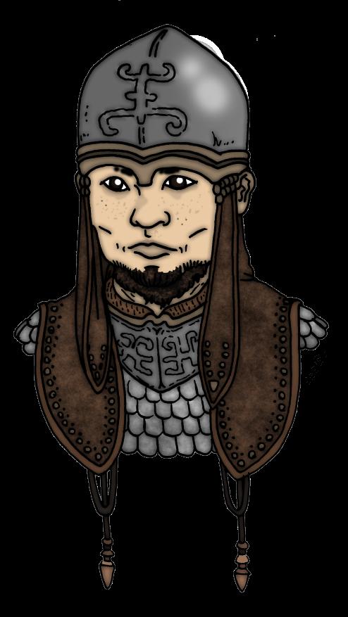 Laeria - Eastern warrior by Konquistador