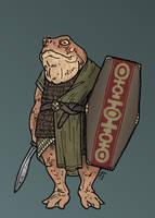 Battle Toad by Konquistador