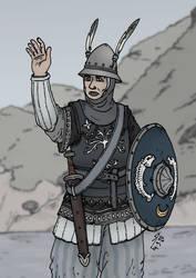 Middle-Earth - Gondorian Marine